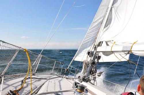 żeglarstwo gdańsk